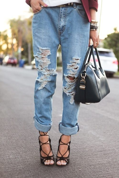 jeans-destroyed