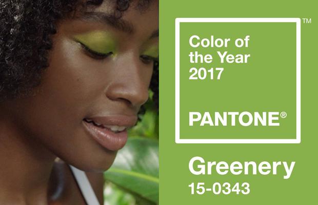 Greenery: a cor de 2017