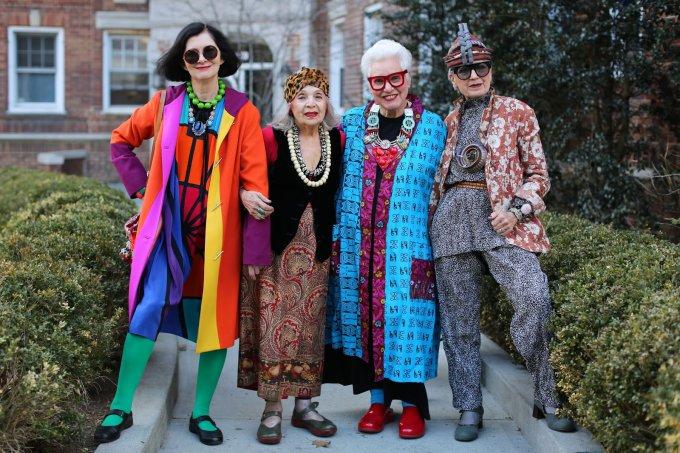 A moda não tem idade: Documentários de moda pra quem está na terceira idade