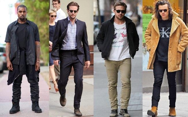 Consultoria de estilo masculina