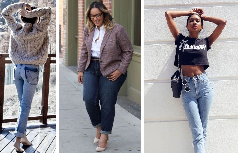 9e5456a99 A calça jeans ideal para cada tipo de corpo - Vestindo Autoestima