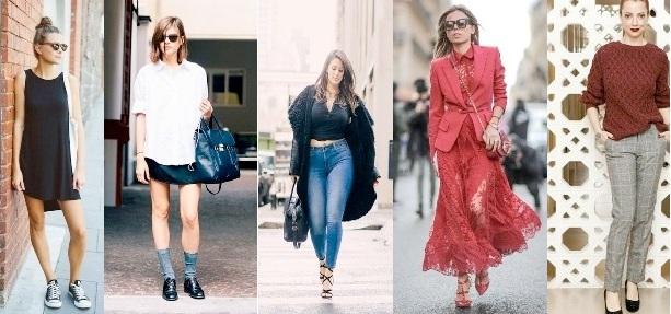 As peças essenciais no guarda-roupa pra cada tipo de estilo