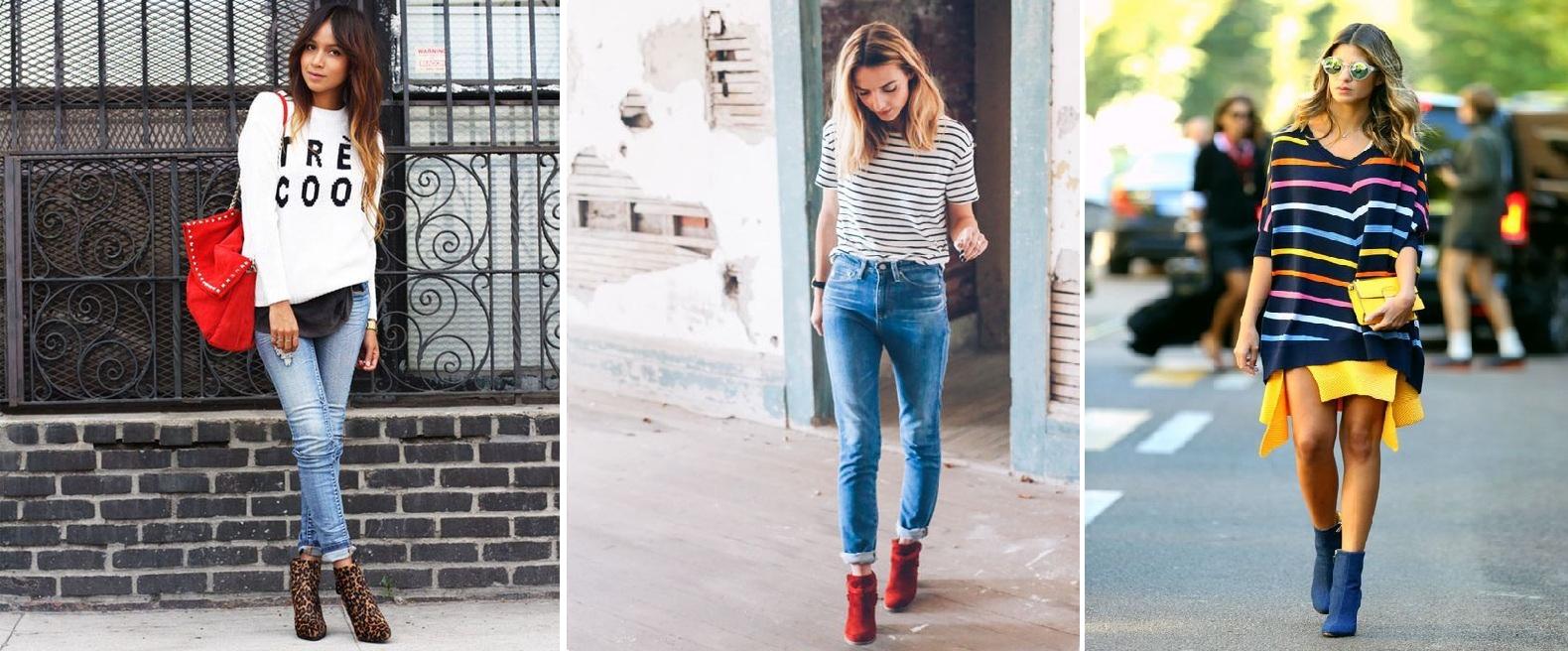 Se inspirar no que vê na rua, nas passarelas brasileiras e internacionais ou até mesmo nas vitrines das lojas também pode ser uma ideia de ter um visual estiloso. Além disso, pesquisar como as fashionistas estão mesclando looks em plataformas