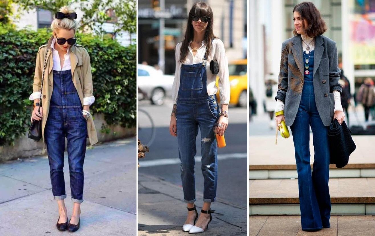 84dbaad25c9488 Como deixar o macacão jeans mais estiloso - Vestindo Autoestima