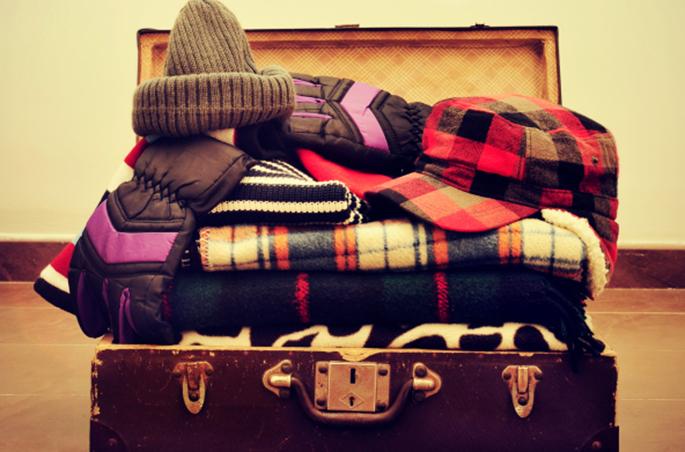 O que levar na mala de inverno: O guia da mala compacta