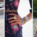 6 jeitos de usar roupa floral no trabalho sem parecer frágil