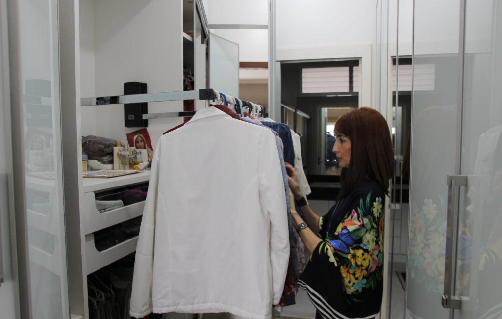 Guarda-roupas inteligente em 5 passos