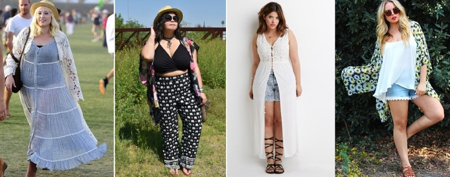 Dicas de looks plus size pro Lollapalooza