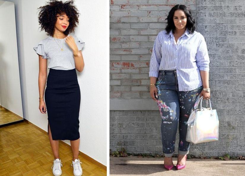 452d57b9ad714 ... mas tem o poder de deixar o look mais arrumadinho, e menos informal.  Combinar com uma calça jeans escura é certeza de ter um look adequado!
