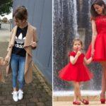 A influência da mãe no nosso estilo pessoal