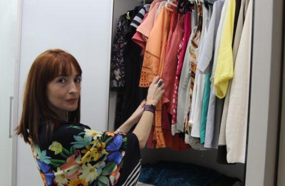 Dica para definir a paleta de cores do seu guarda-roupas