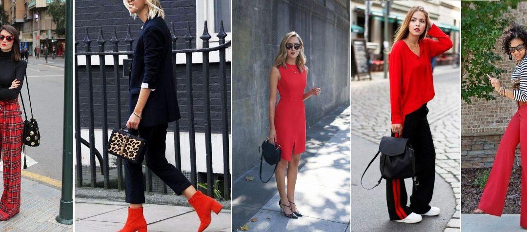 Preto e vermelho combinam?