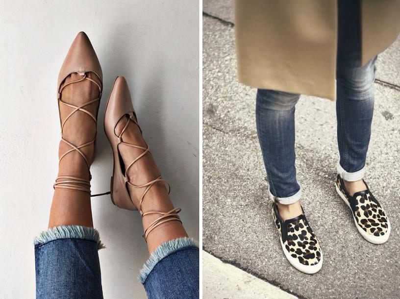 Porque prestar atenção nas gáspeas do sapato