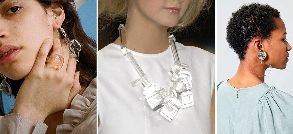 90a19276bb Usar acessórios transparentes está na moda