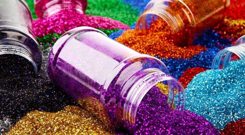 Onde comprar glitter biodegradável